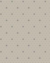 Stella Star Wallpaper Tan by