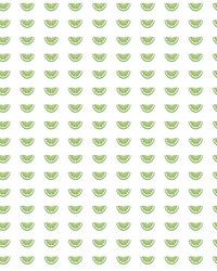 Citrus Party Wallpaper Green by