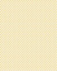 Wicker Weave Wallpaper Yellow by