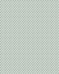 Wicker Weave Wallpaper Green by