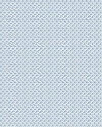 Wicker Weave Wallpaper Blue by
