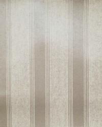 Stately Stripe Wallpaper Gray Pearl Linen by