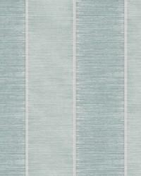 Southwest Stripe Wallpaper Green Grey by