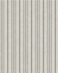 Shirting Stripe Wallpaper Black Gray by