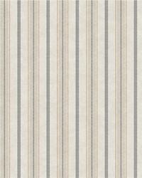 Shirting Stripe Wallpaper Gray Cream by