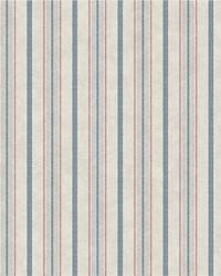 Shirting Stripe Wallpaper Red Blue Glint by