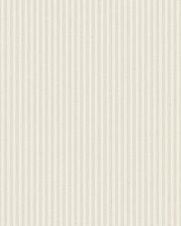 New Ticking Stripe Wallpaper Cream by