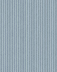 New Ticking Stripe Wallpaper Blue by