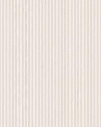 New Ticking Stripe Wallpaper Orange  by