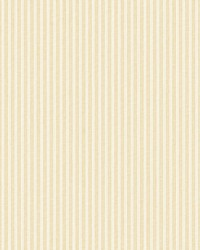 New Ticking Stripe Wallpaper Yellow by