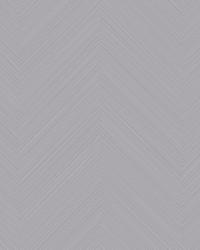 Swept Chevron Wallpaper Lavender Grey by