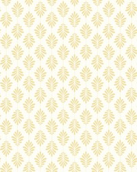 Leaflet Wallpaper Yellow by