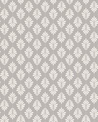 Leaflet Wallpaper White by