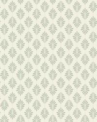 Leaflet Wallpaper Green by