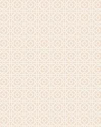 Pergola Lattice Wallpaper Light Pink by