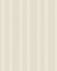 Dart Stripe Wallpaper  Beiges by