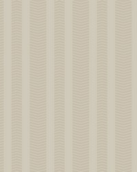 Dart Stripe Wallpaper  Metallics by