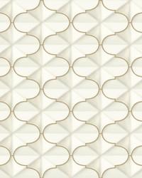 Frances Wallpaper  Metallics by