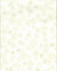 Posy Wallpaper  White Off Whites by