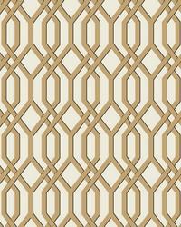 Garden Pergola Wallpaper  Metallics by