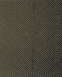 Palm Chevron Wallpaper Black Gold by