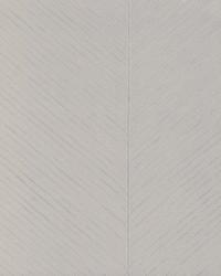 Palm Chevron Wallpaper Gray Silver by