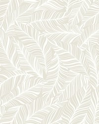 Rainforest Canopy Wallpaper Pearl by