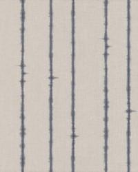 Batik Stripe Wallpaper Blues by