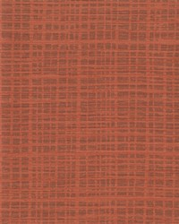 Washy Plaid Wallpaper Reds by