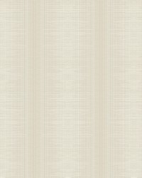 Silk Weave Stripe Wallpaper Beige by
