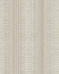 Silk Weave Stripe Wallpaper Light Brown by