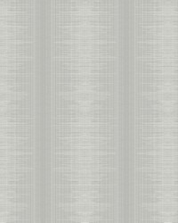 Silk Weave Stripe Wallpaper Gray by