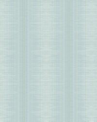 Silk Weave Stripe Wallpaper Turquiose by
