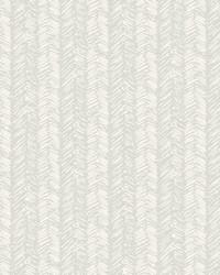 Fractured Herrigbone Wallpaper Light Gray by