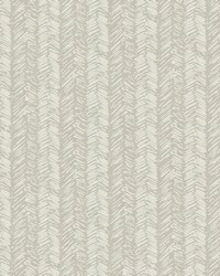 Fractured Herrigbone Wallpaper Light Brown by