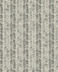 Fractured Herrigbone Wallpaper Black by
