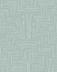 Diamond Channel Wallpaper Green by