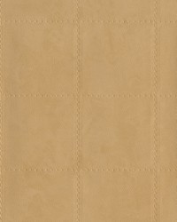 Saddle Stitch Wallpaper Gold by