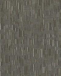Mosaic Weave Wallpaper Black by