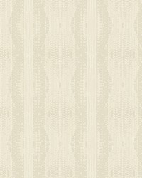 Navajo Stripe Wallpaper Beiges by