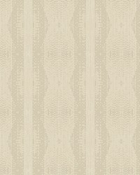 Navajo Stripe Wallpaper Browns by