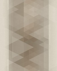 Prism Stripe Wallpaper Browns by