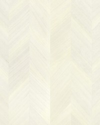 Wood Veneer Wallpaper White Off Whites by