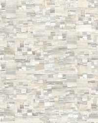 Mixed Media Wallpaper Neutral by