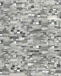 Mixed Media Wallpaper Black by