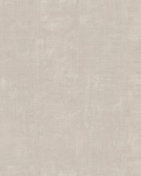 Combed Plaid Stripe Wallpaper Taupe by