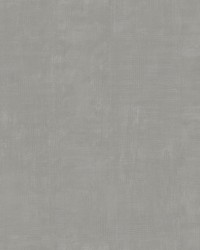 Combed Plaid Stripe Wallpaper Grey by