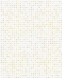 Dotted Spark Wallpaper Gold by