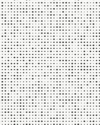 Dotted Spark Wallpaper Black by