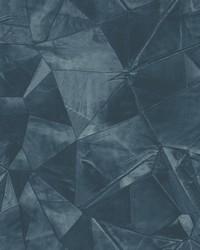 Velvet Crush Wallpaper Navy by